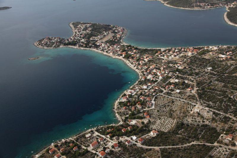 Vistas de las proximidades Alquiler Casa 114405 Trogir