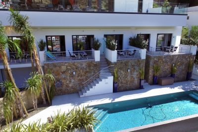 Piscina Alquiler Apartamento 117038 Rosas