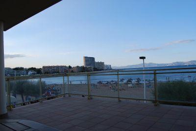 Vistas desde el alojamiento Alquiler Apartamento 69521 La Escala