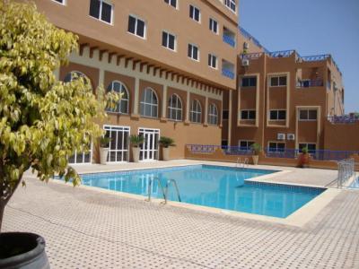 Piscina Alquiler Apartamento 73626 Agadir
