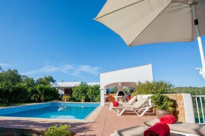 Vistas exteriores del alojamiento Alquiler Chalet 73987 Ibiza