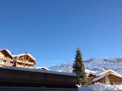 Vistas desde el alojamiento Alquiler Apartamento 74134 Alpe d'Huez