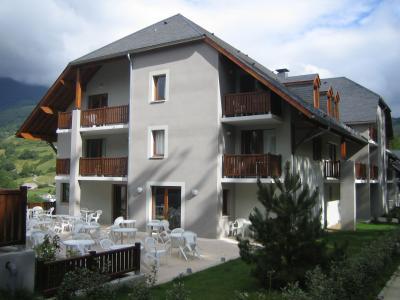 Vistas desde la terraza Alquiler Apartamento 74733 Saint Lary Soulan