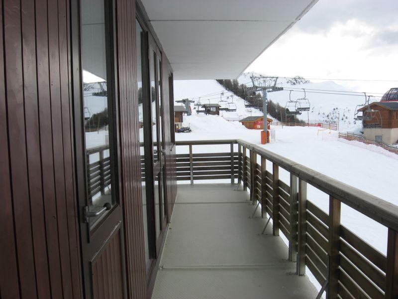 Balcón Alquiler Apartamento 77055 La Plagne