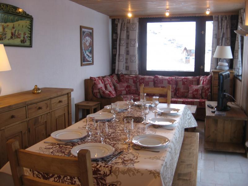 Comedor Alquiler Apartamento 77055 La Plagne