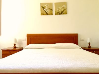dormitorio 1 Alquiler Apartamento 81030 San Gimignano