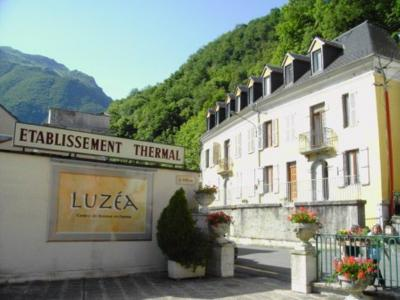 Vistas exteriores del alojamiento Alquiler Estudio 82564 Luz Saint Sauveur