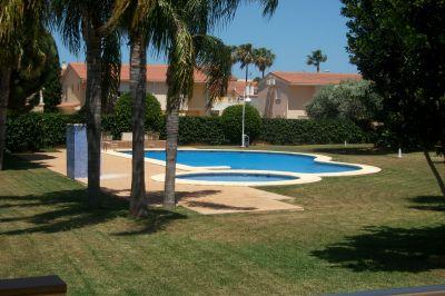 Piscina Alquiler Apartamento 86882 Denia