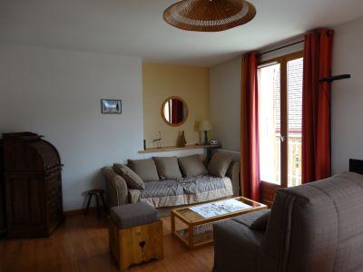 Sala de estar Alquiler Apartamento 101393 Villard de Lans - Corren�on en Vercors