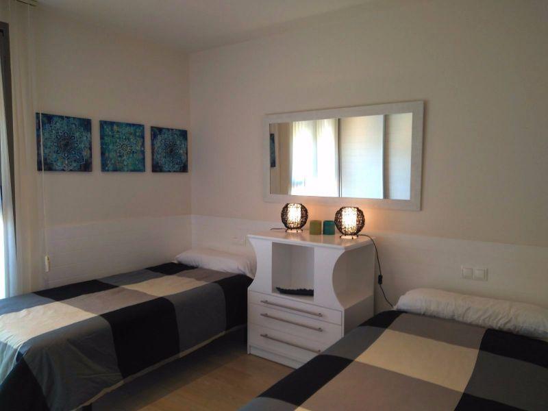 dormitorio 2 Alquiler Apartamento 108061 Cala Tarida