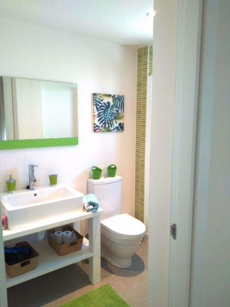 cuarto de baño 1 Alquiler Apartamento 108061 Cala Tarida