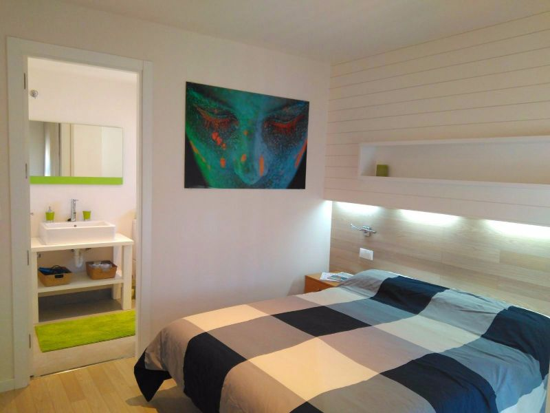 dormitorio 1 Alquiler Apartamento 108061 Cala Tarida