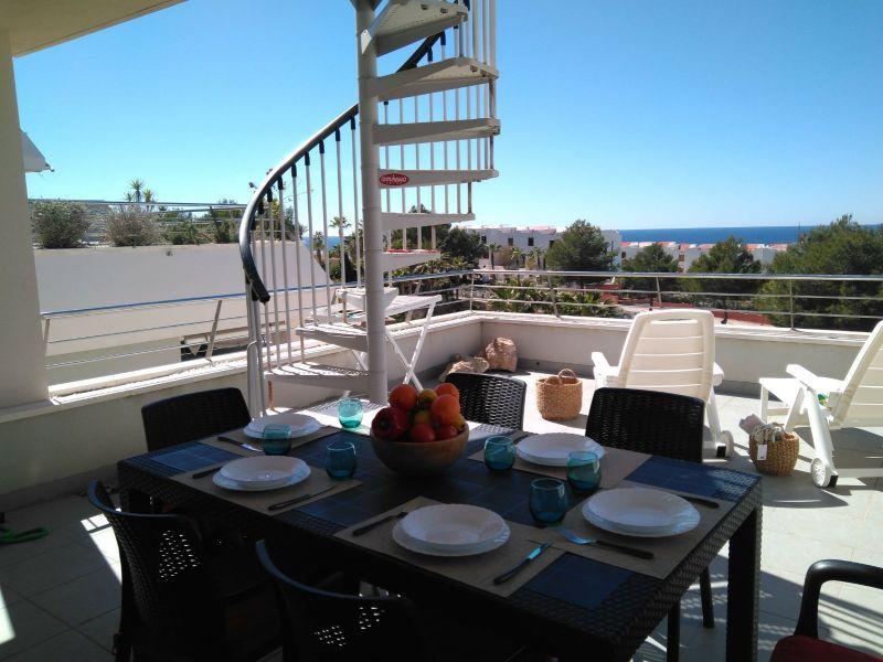 Cocina americana Alquiler Apartamento 108061 Cala Tarida