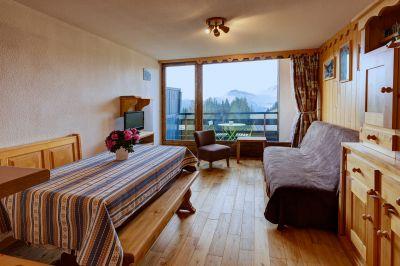 Sala de estar Alquiler Apartamento 108269 Manigod-Croix Fry/L'étale-Merdassier