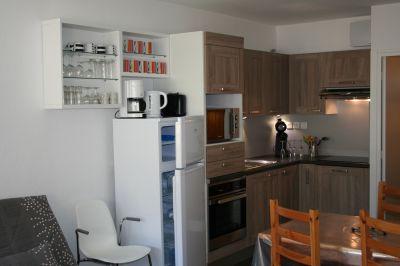 Cocina americana Alquiler Apartamento 112071 Gourette