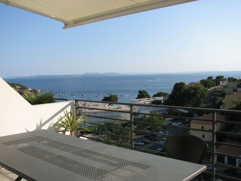 Terraza Alquiler Casa 117495 Rosas