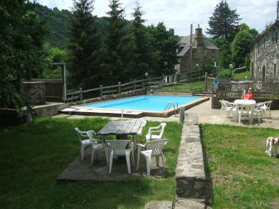 Vistas exteriores del alojamiento Alquiler Casa rural 63622 Super Lioran