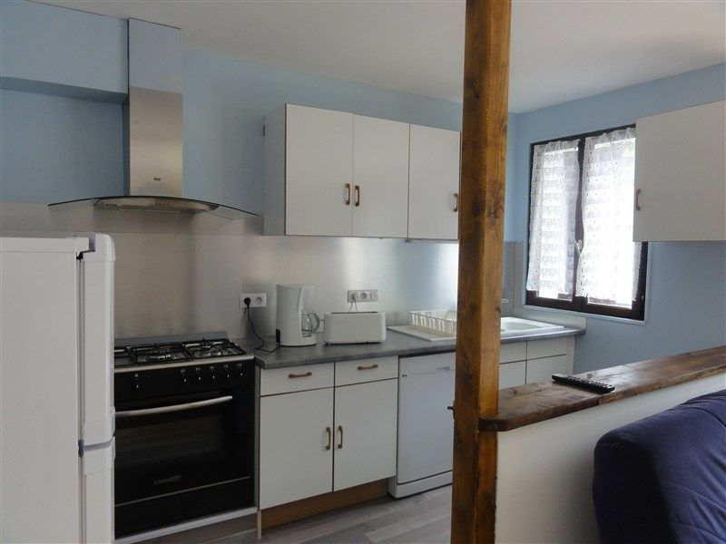 Cocina americana Alquiler Apartamento 78239 Luz Saint Sauveur
