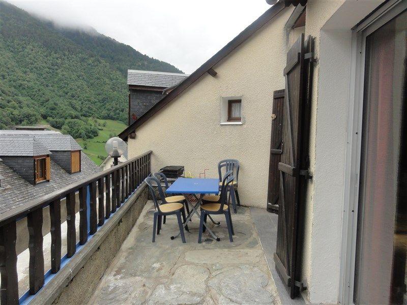 Terraza Alquiler Apartamento 78239 Luz Saint Sauveur