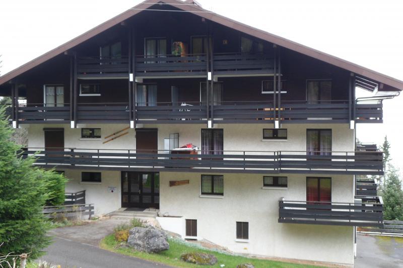 Vistas exteriores del alojamiento Alquiler Apartamento 81227 Thollon Les Mémises