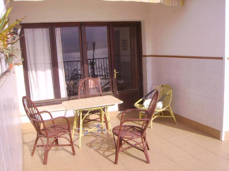 Terraza Alquiler Apartamento 82679 Málaga