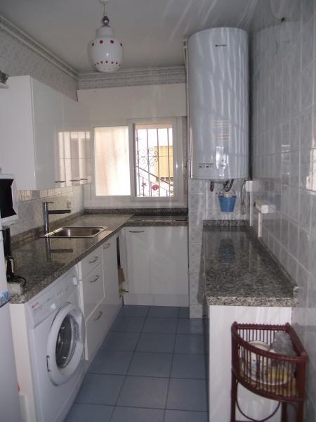 Cocina independiente Alquiler Apartamento 82679 Málaga