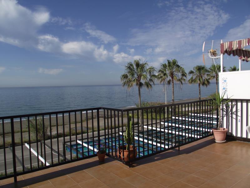 Vistas desde la terraza Alquiler Apartamento 82679 Málaga