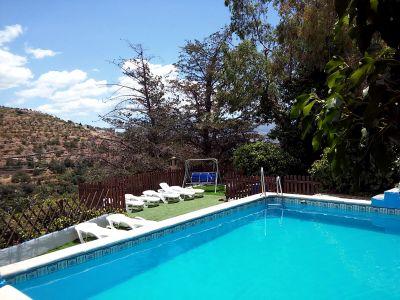 Piscina Alquiler Casa rural 83882 Granada
