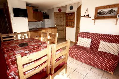 Sala de estar 1 Alquiler Apartamento 87190 Les 2 Alpes