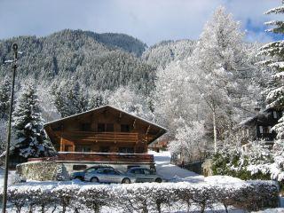 Vistas exteriores del alojamiento Alquiler Chalet 88059 Chamonix Mont-Blanc
