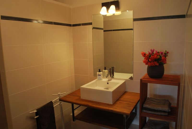 cuarto de baño Alquiler Apartamento 90989 Saint Francois