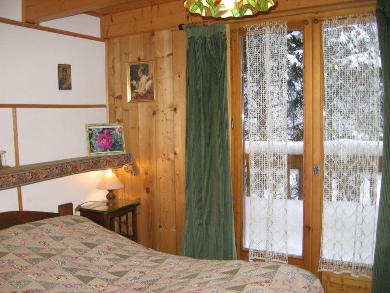 dormitorio Alquiler Apartamento 93214 Chamonix Mont-Blanc