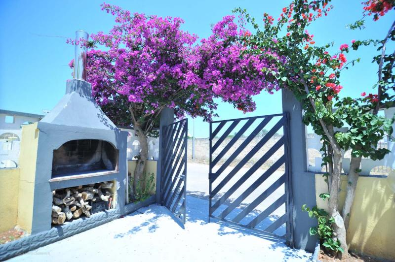 Cocina de verano Alquiler Apartamento 93385 Ugento - Torre San Giovanni