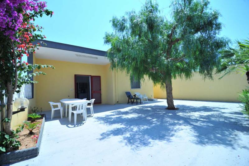 Jardín Alquiler Apartamento 93385 Ugento - Torre San Giovanni