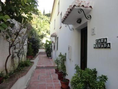 Entrada Alquiler Casa 95953 Frigiliana