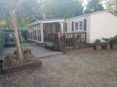 Alquiler Mobil home 114592 Biscarrosse