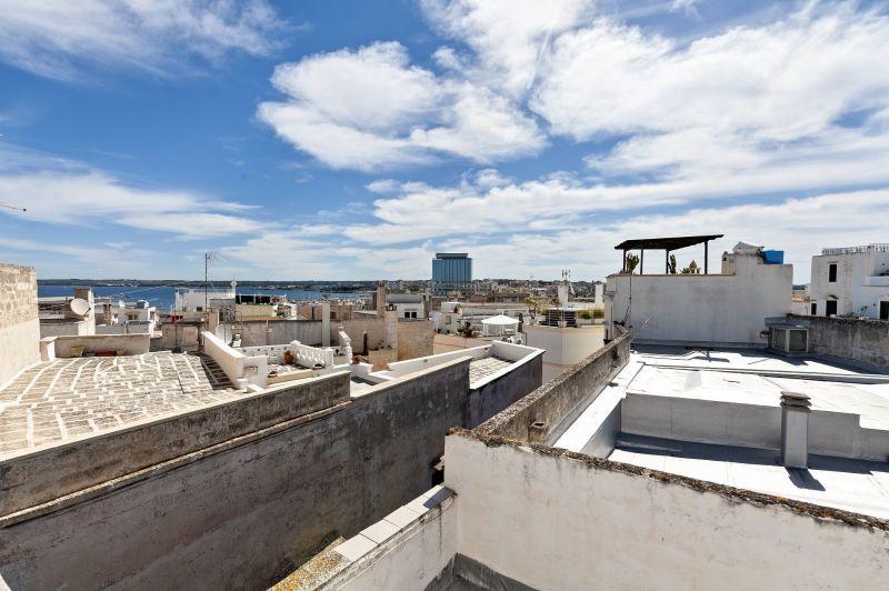 Vistas desde la terraza Alquiler Apartamento 116172 Gallipoli