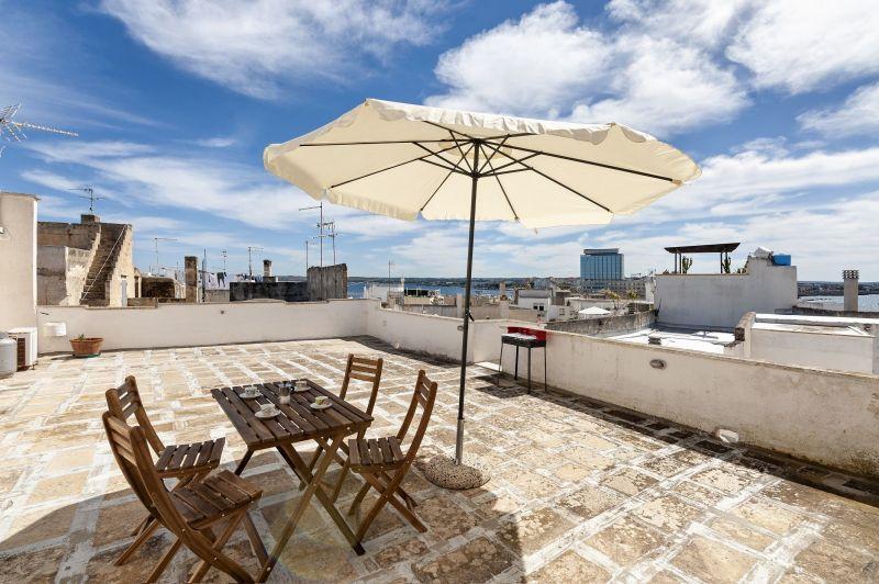 Terraza Alquiler Apartamento 116172 Gallipoli
