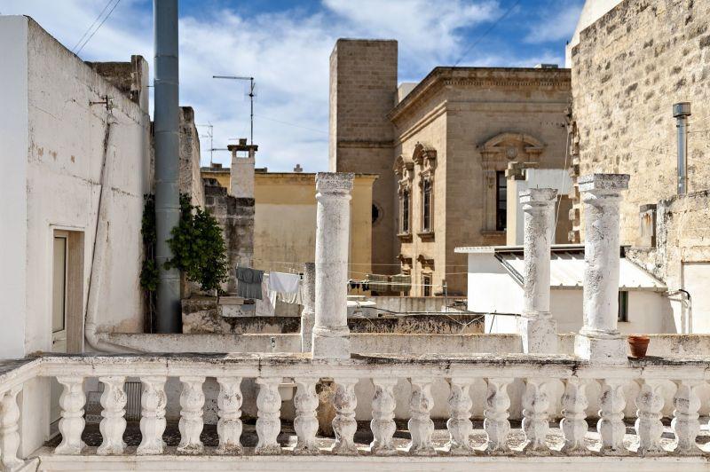 Vistas desde el alojamiento Alquiler Apartamento 116172 Gallipoli