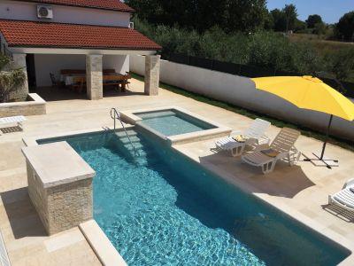 Piscina Alquiler Villa 116594 Pomer