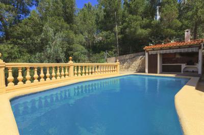 Piscina Alquiler Villa 75222 Denia