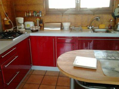 Cocina de verano Alquiler Apartamento 76273 Port Vendres