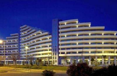 Vistas exteriores del alojamiento Alquiler Apartamento 76352 Praia da Rocha