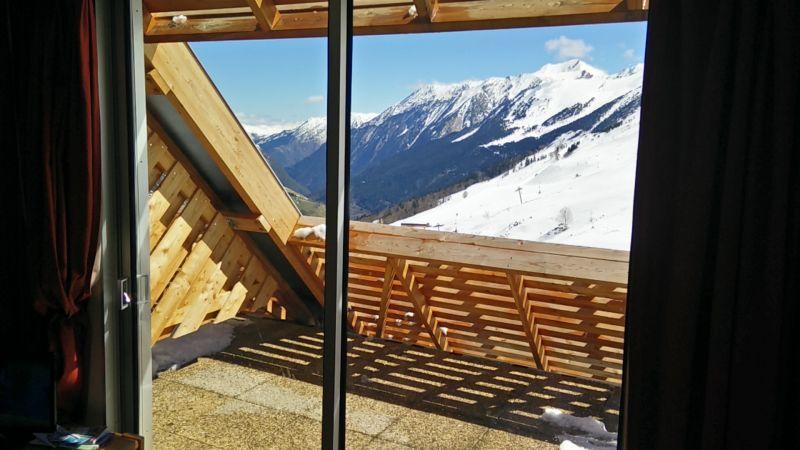 Vistas desde el balcón Alquiler Estudio 80079 Piau Engaly