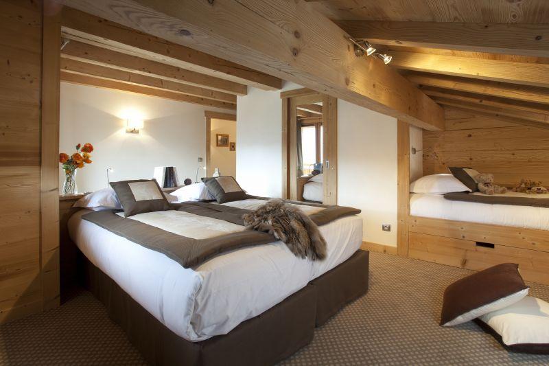 dormitorio 5 Alquiler Chalet 86535 Le Grand Bornand