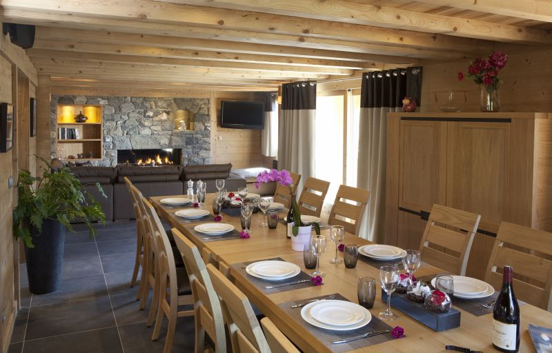 Comedor Alquiler Chalet 86535 Le Grand Bornand