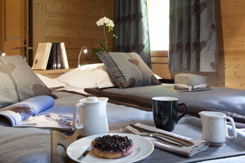 dormitorio 6 Alquiler Chalet 86535 Le Grand Bornand