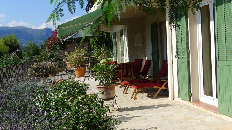 Terraza Alquiler Apartamento 88168 Saint Paul de Vence