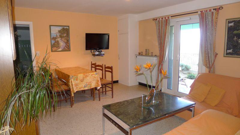 Sala de estar Alquiler Apartamento 88168 Saint Paul de Vence