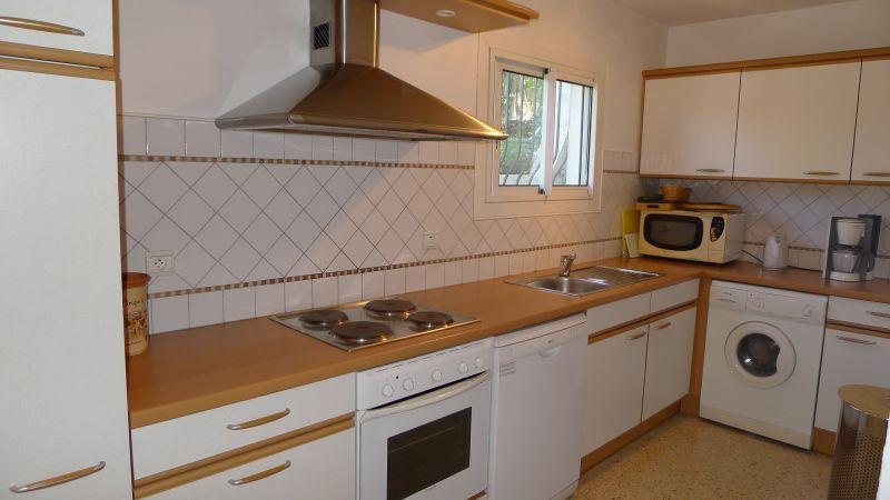 Cocina independiente Alquiler Apartamento 88168 Saint Paul de Vence